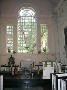 David Cohen Classical Guitar - Historic Christ Church Philadelphia 2004