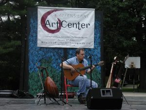 David Cohen Classical & Flamenco Guitar - Allens Lane Art Center, Philadelphia,PA