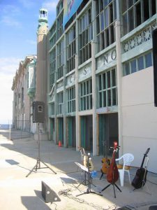 Asbury Park Summer Stage circa 2004 David Cohen Classical & Flamenco Guitar