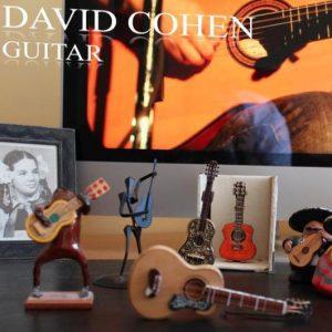 David Cohen: Guitar -CD Cover 2012