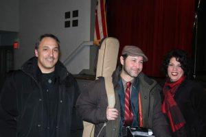 David Cohen, Arlan Feiles, Jo Wymer-Ocean Grove, New Jersey 2011