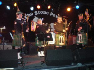 Rob O'Connor, Carol Bowers Bevin, David Cohen, John Giblin- Stone Pony, Asbury, NJ 2011