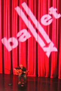 David Cohen Flamenco Guitar, BalletX 2012 - Expand the Experience