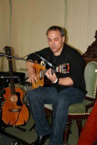 David Cohen Classical & Flamenco Guitar- Ocean Grove, New Jersey Music Festival 2012