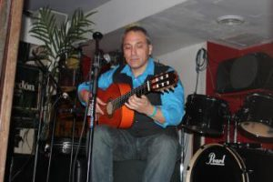 David Cohen Guitar- Alphabet Lounge NYC 2014