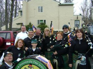 Pipes & Drums of the Jersey Shore Shillelaghs