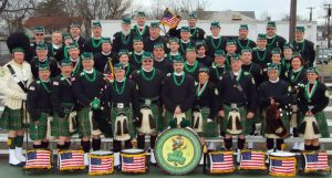 Pipes & Drums of the Jersey Shore Shillelaghs - Belmar, NJ