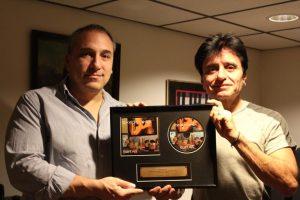 David Cohen Classical Guitar w/ Producer Phil Romeo Philadelphia 2012