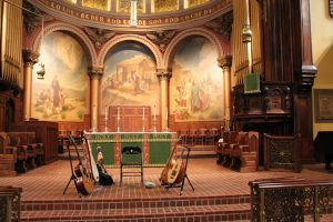 Church of the Holy Trinity, Philadelphia, PA David Cohen Classical & Flamenco Guitar