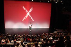 David Cohen Bagpipes, BalletX eXpand the eXperience 2012