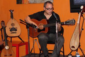 David Cohen Guitar guild 12-string Philadelphia, PA 2012