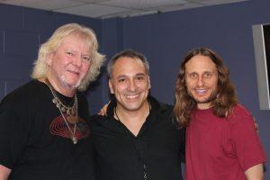 David Cohen Guitar w/Chris Suire & Jon Anderson Camden New Jersey 2013