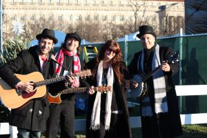 Lighting of the National Christmas Tree, David Cohen Guitar w/Star Smith, David Shabtay and Bil