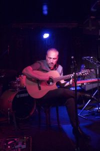 The Troubadour, London 2016 David Cohen Classical & Flamenco Guitar