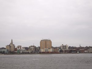 Davenport, Iowa: From  Rock Island, Illinois