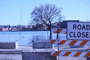 2019 Early Flooding Davenport, Iowa
