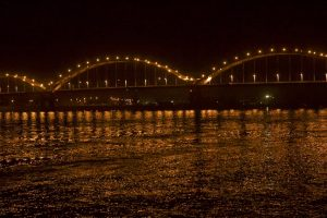 Centennial Bridge: Davenport, Iowa