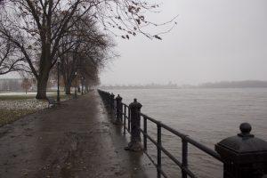 Mississippi River Downtown Davenport