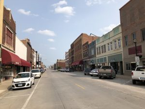 Downtown Ottumwa, Iowa